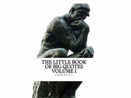 The Little Book of Big Quotes ebook by Carlos Salinas Motivation and Inspiration