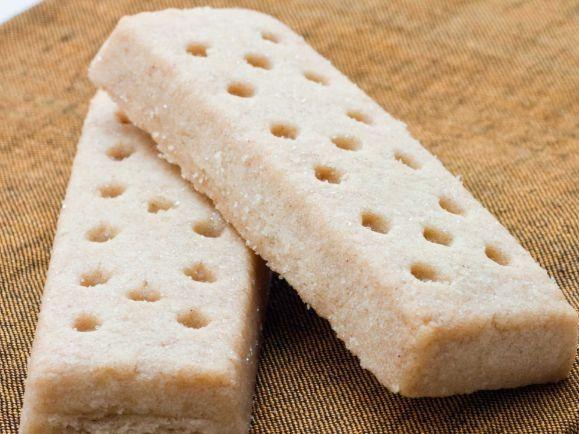 DTT: Scottish Shortbread - Food Technology (Baking)