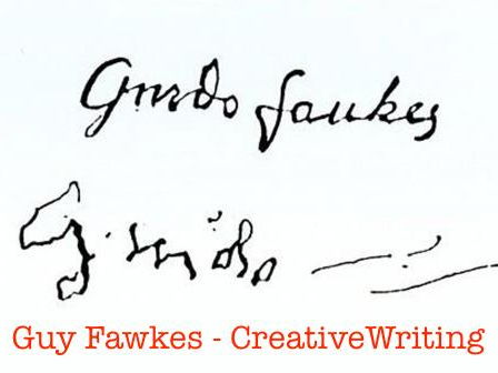 Guy Fawkes - A Creative Writing Resource