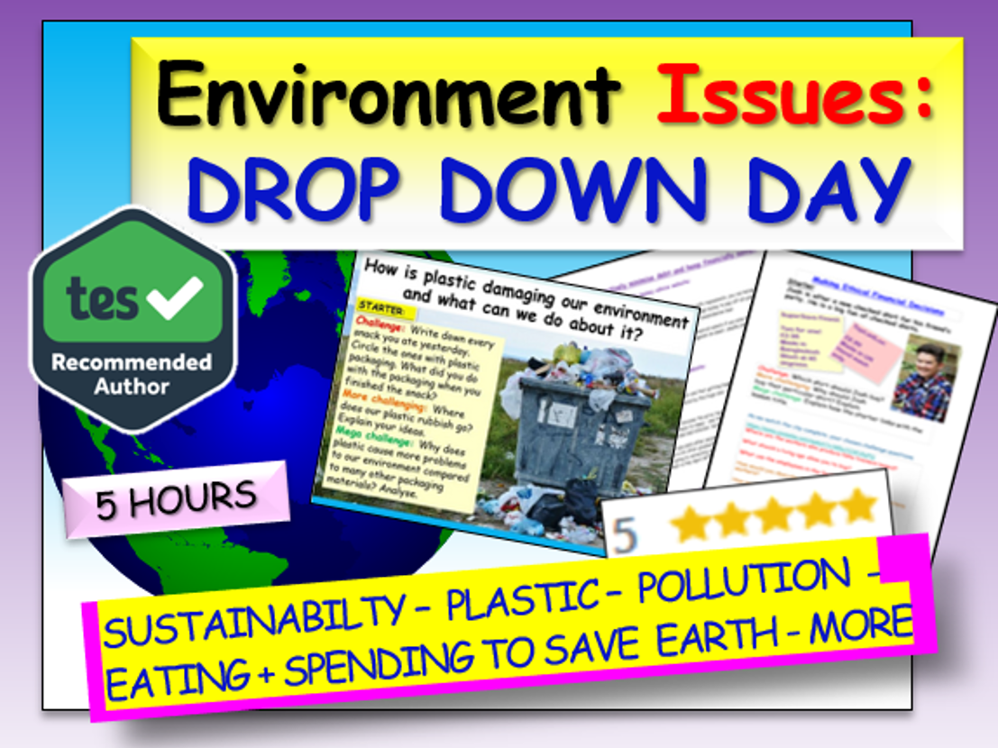 Environment Drop Down Day