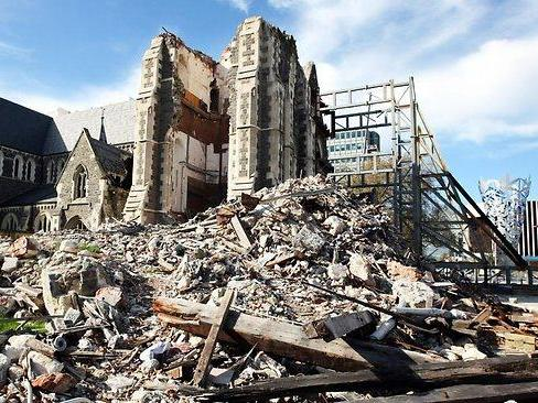 KS3 Australasia - Christchurch Earthquake 2011