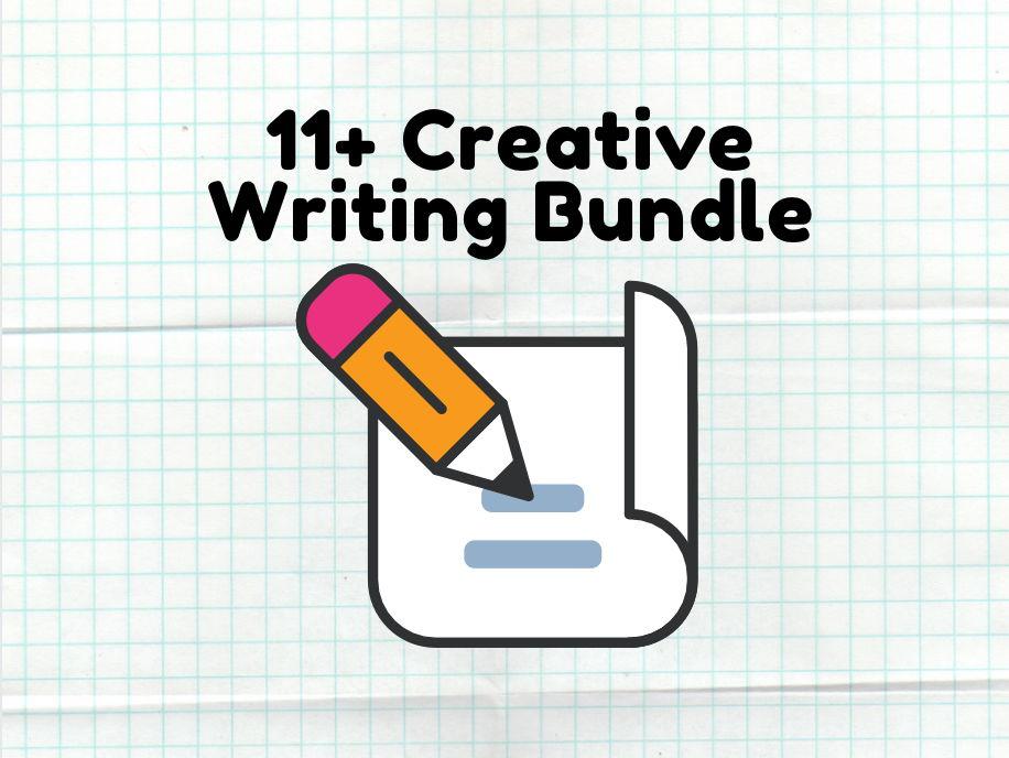 11 Plus Creative Writing Bundle