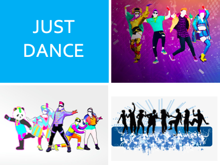JUST DANCE Routine Creation Booklet