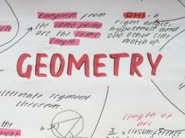 Geometry Revision - mindmap