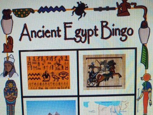 Ancient Egypt Games