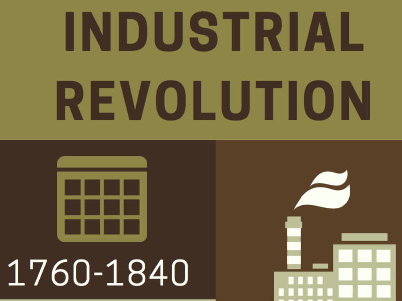 Industrial Revolution Infographic
