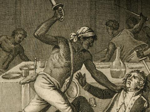 Slave Resistance Worksheet for KS3