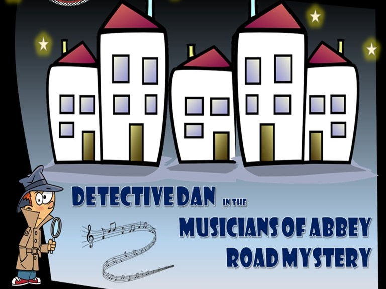Critical Thinking Quiz PPT Game: Detective Dan