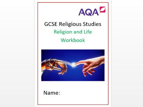 AQA: GCSE Religious Studies: Religion and Life Workbook