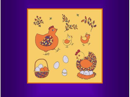 Mrs Chicken Laid an Egg: A Spring and Easter Song