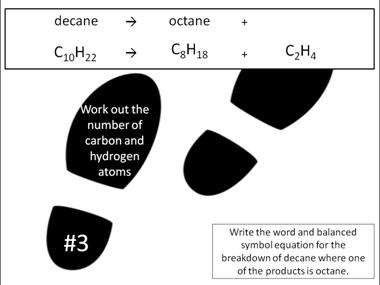Topic C4: Organic chemistry (Edexcel iGCSE Chemistry)