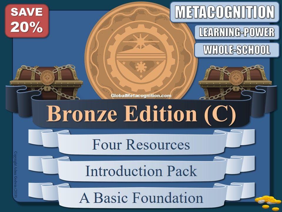 Metacognition Toolkit (Bronze) [C]