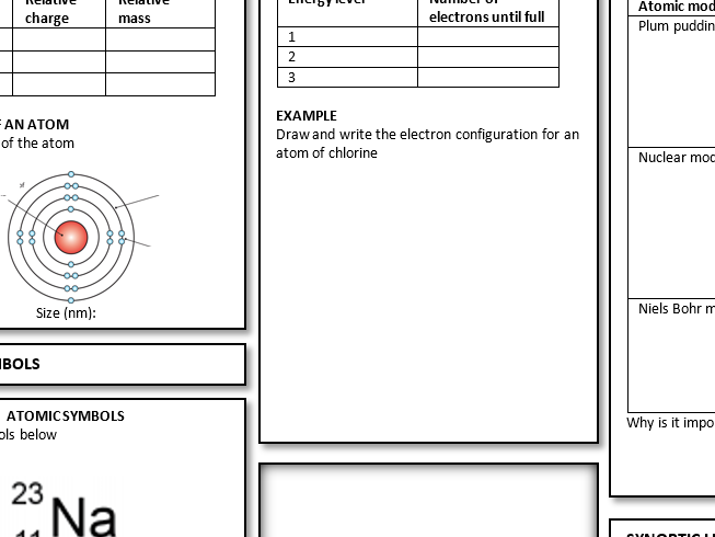 C1 - Revision mats