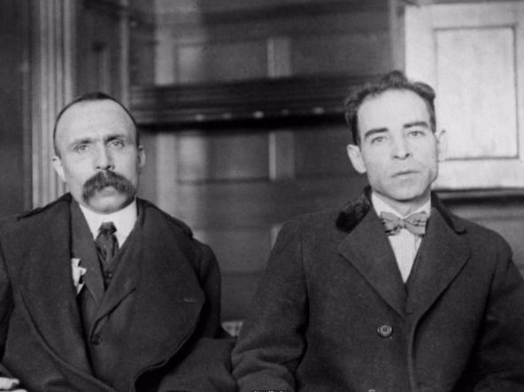 The Case and Trial of Sacco and Vanzetti