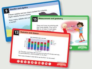 Problem Solving in Maths Cards - Free Teaching Resource KS1 & KS2