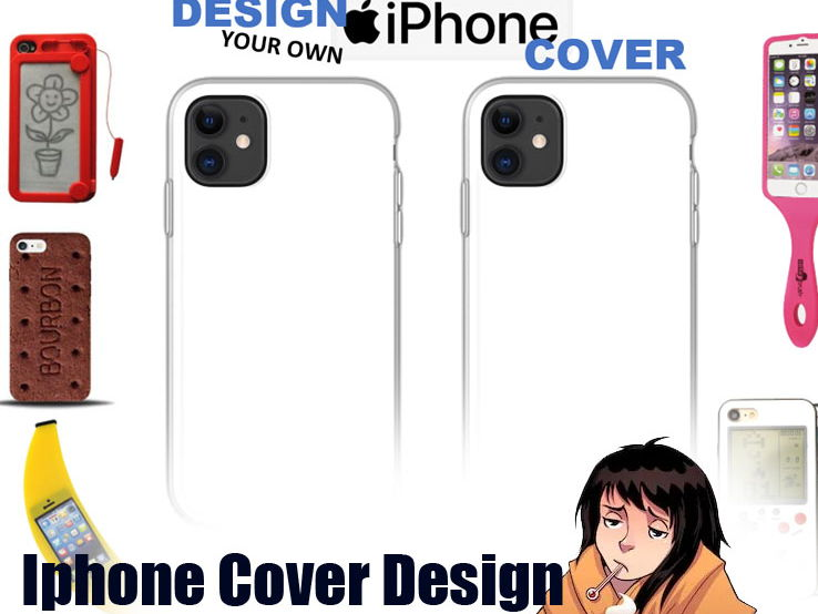 Iphone Cover Design - Cover