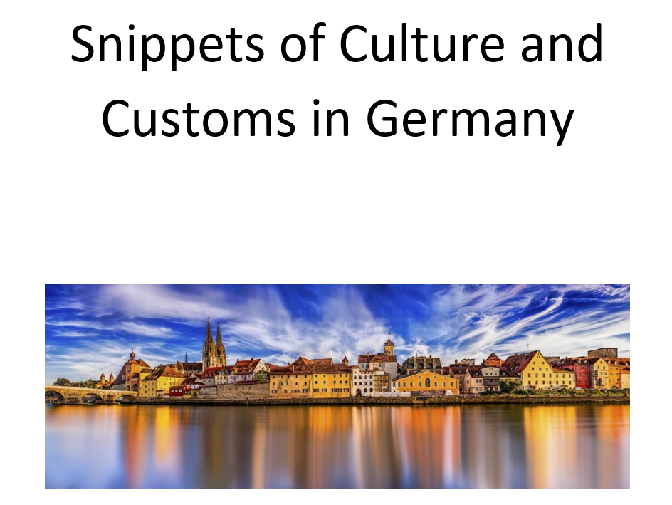 German lesson series key GCSE topics (ideal for end of KS3)