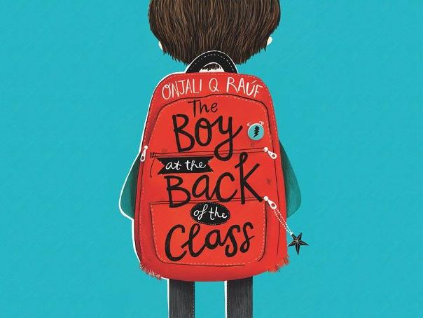 Whole Class Reading - The Boy At The Back Of The Class