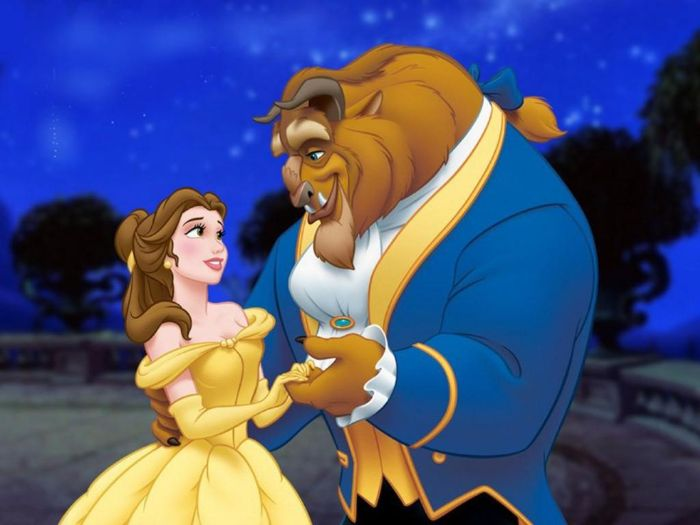Beauty and the Beast (Reading + Imparfait) with exercises for each chapter