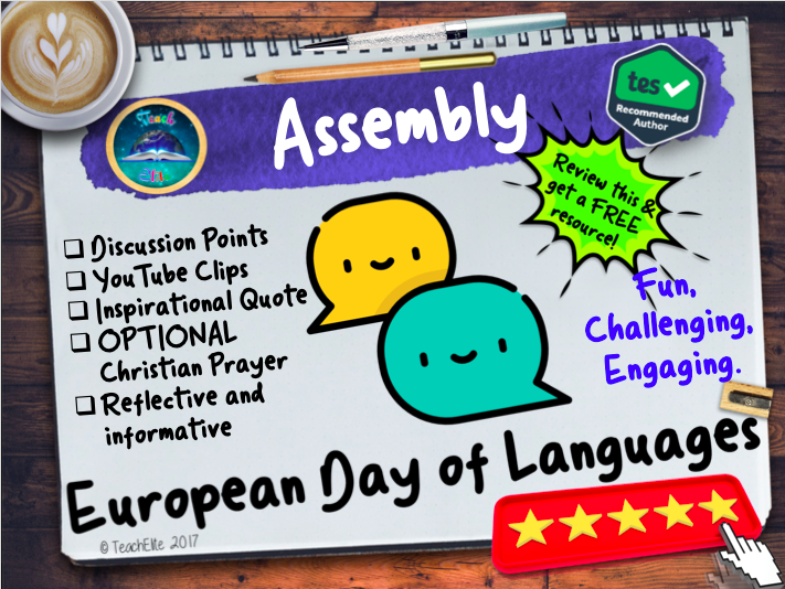 Assembly : European day of Languages