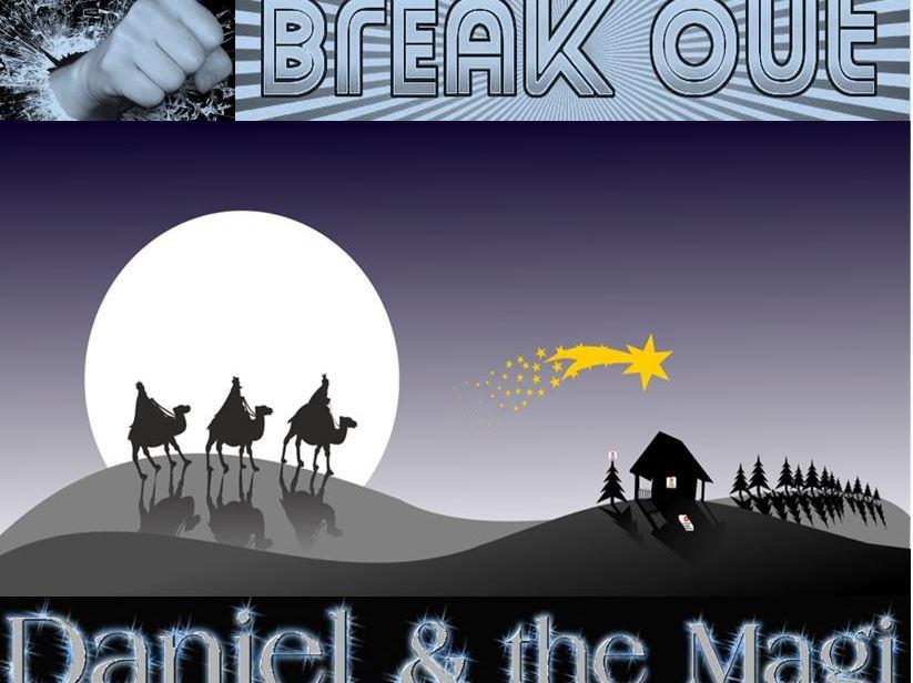 Daniel and the Magi escape room (Christmas)