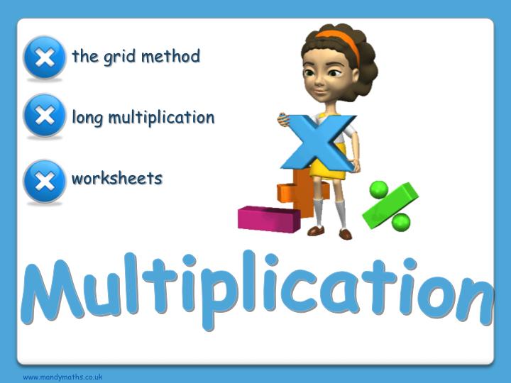 4 Rules - Multiplication - Functional Skills E3 L1