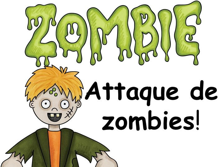 French Zombie Attack Task