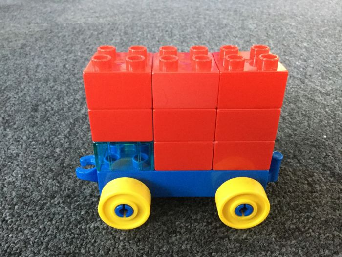 Duplo London Bus. Lego-based Therapy