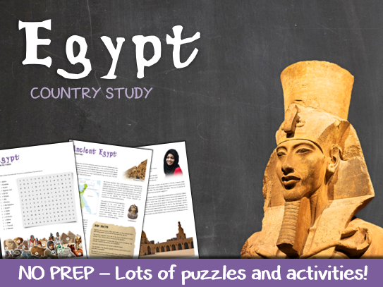 Egypt (country study)