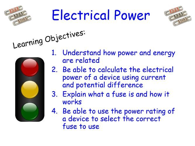 New AQA GCSE Physics: Electrical power