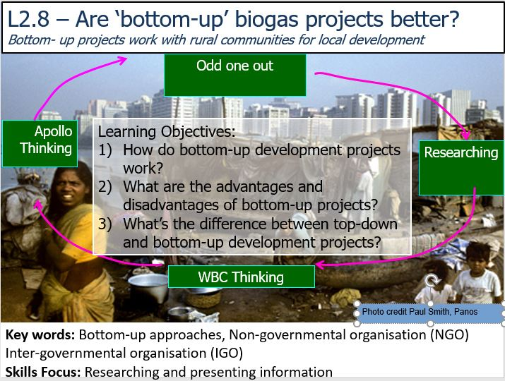 L2.8 - Are 'Bottom-Up' Biogas projects better than Top-Down development Strategies?