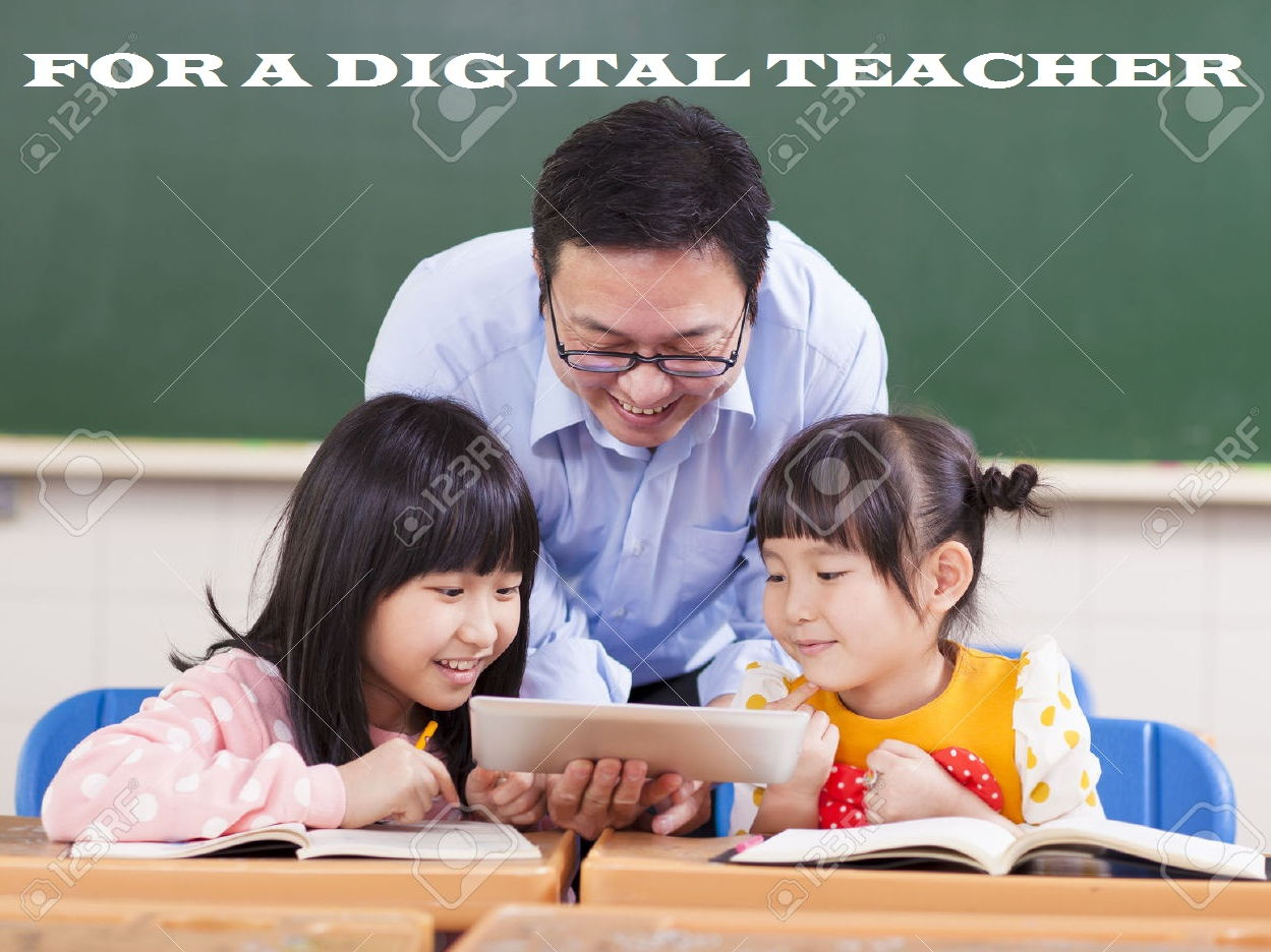 FOR A DIGITAL TEACHER: BUNDLE