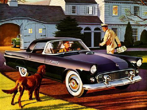 The American Dream and Prosperity in America during the 1950's