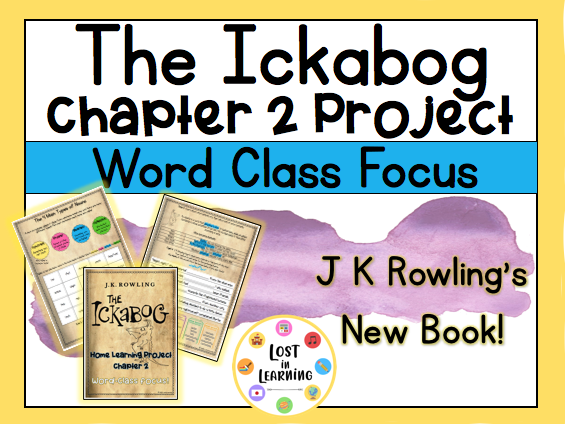 The Ickabog: Chapter 2 Project