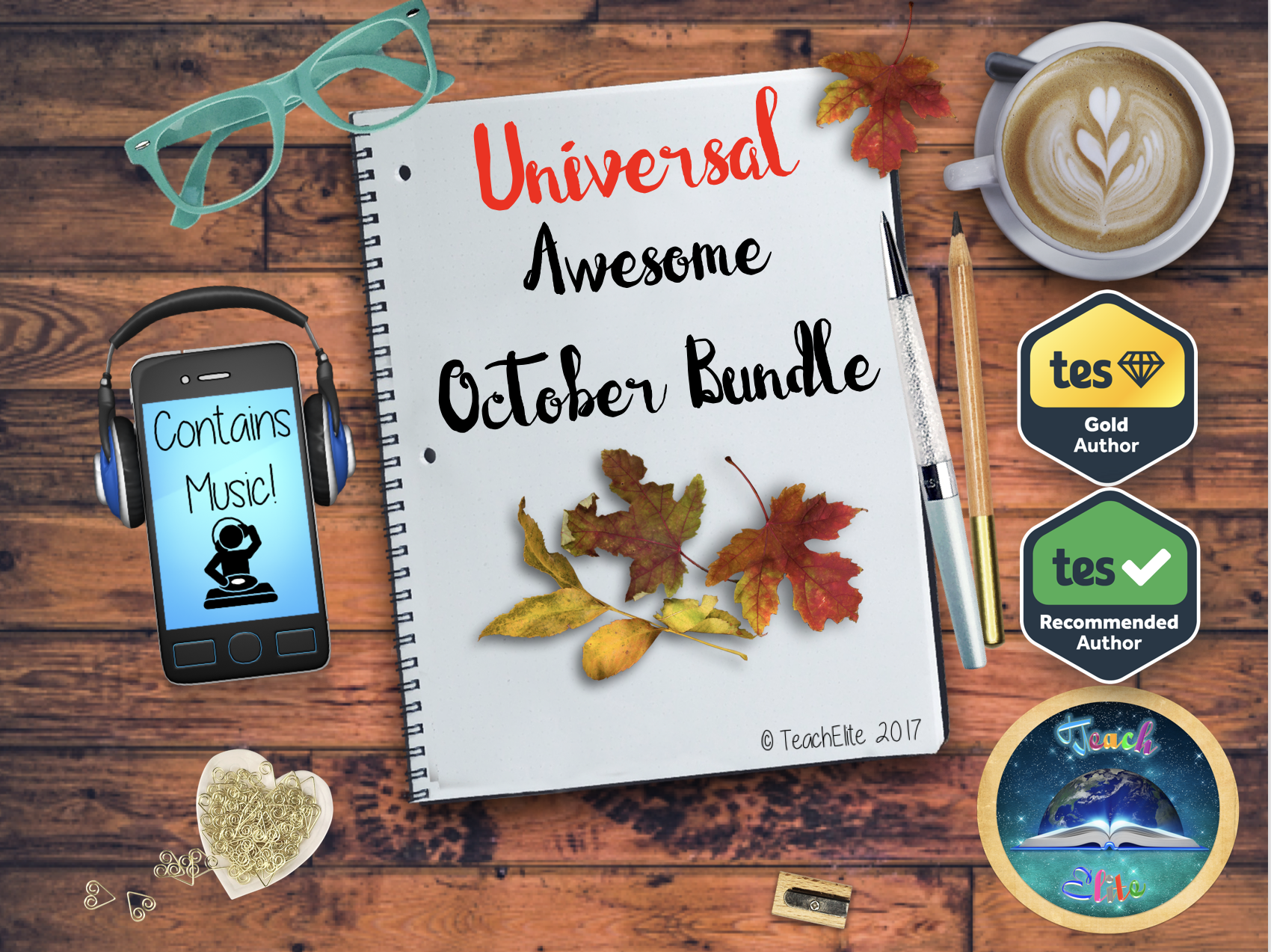 Awesome October Bundle