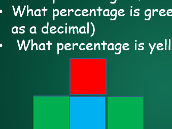 Fractions and Decimals to Percentages