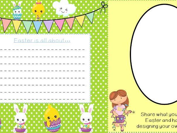 Design you own Easter Egg