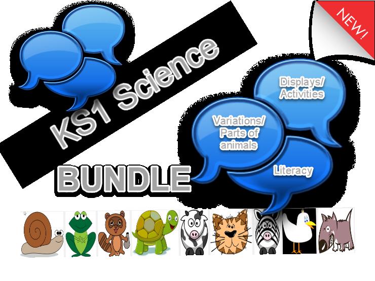 KS1 Science Activity Bundle