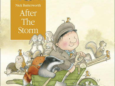 After the Storm Percy the Park Keeper PPT of the story & a comprehension quiz