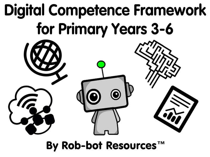 Digital Competence Framework for Primary Years
