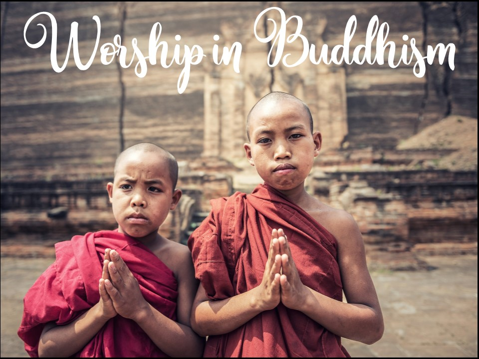 Worship in Buddhism