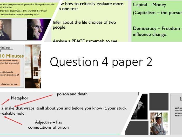 Question 4 paper 2