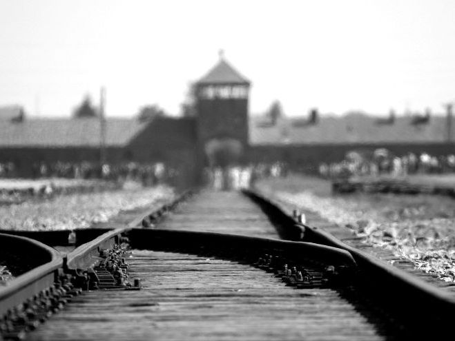 Boy in the Striped Pyjamas extermination camps PPT context
