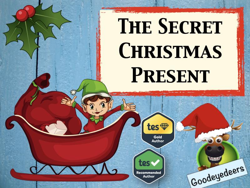 Christmas Poetry Ideas - The Secret Christmas Present - A List Poem