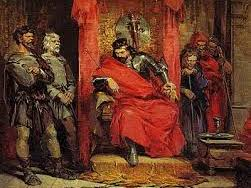 10 extracts from 'Macbeth' each with a GCSE English Literature style exam question