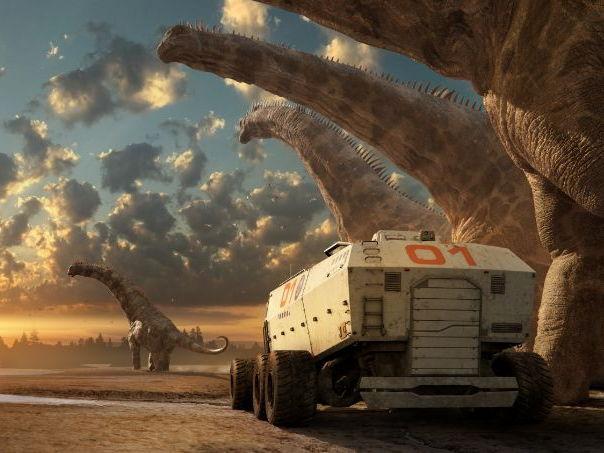 Dinosaurs in the Wild: KS2 Science pre-visit