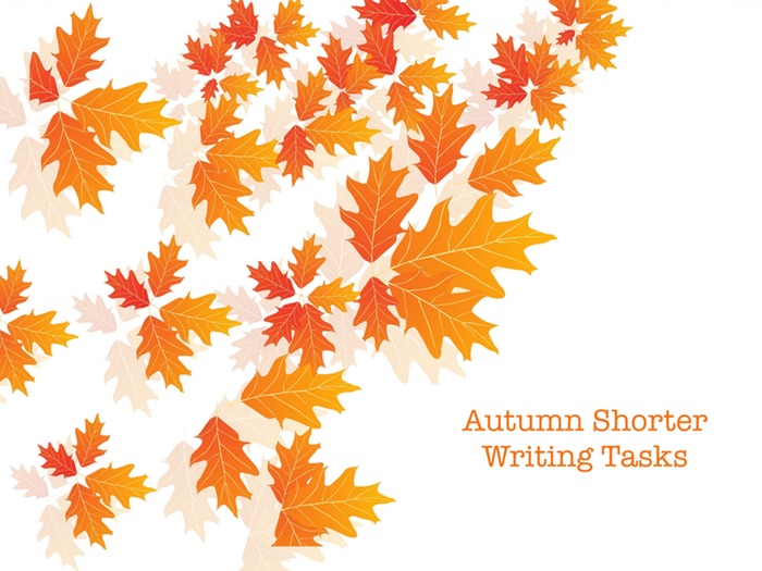 Autumn Writing for KS2 & KS3