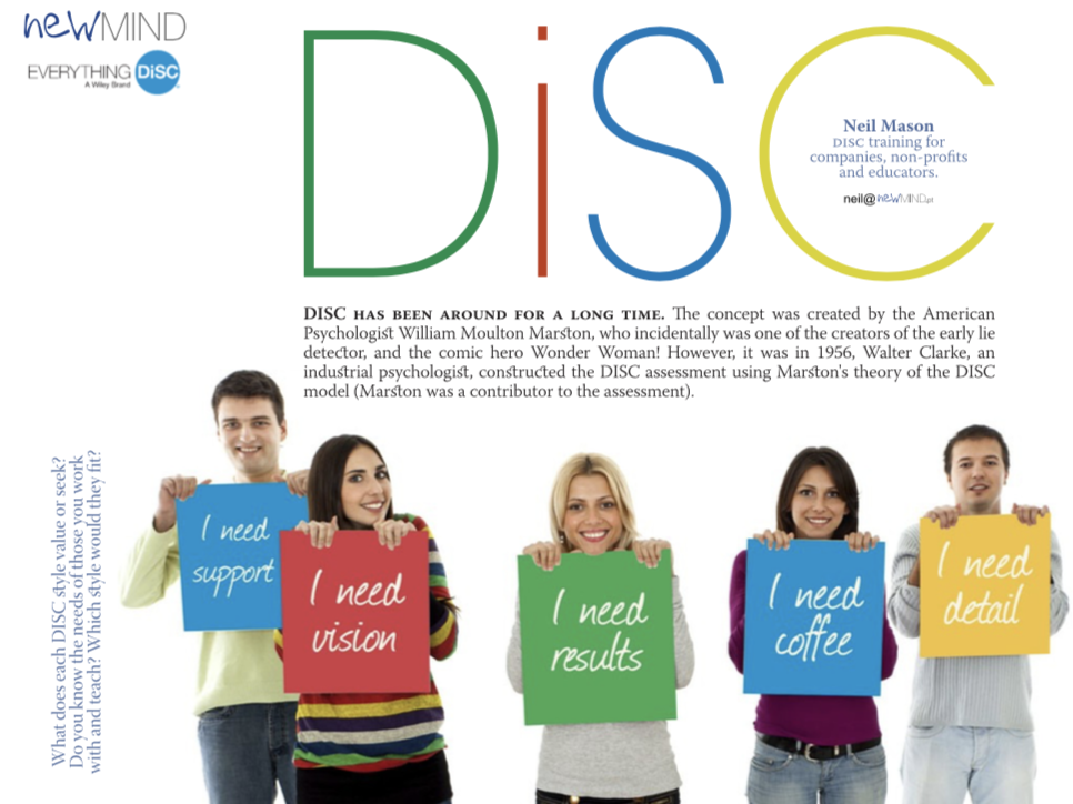 DiSC for Education