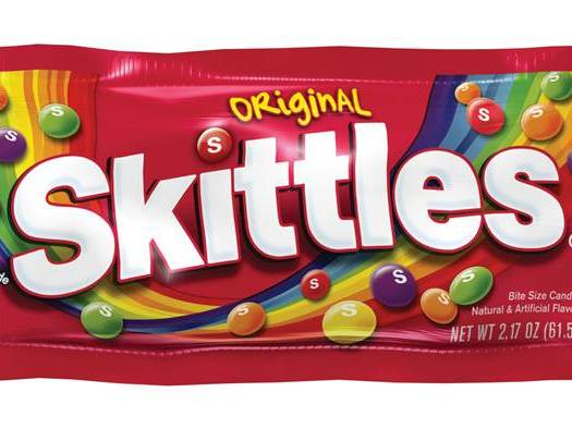 The Science of Skittles