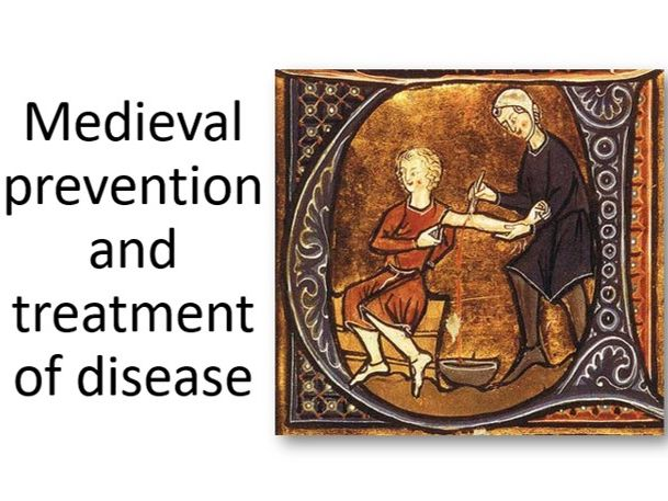 Medieval prevention and treatment of disease